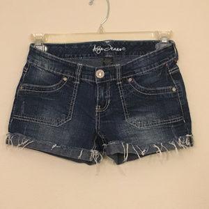 Ariya Cut Off Shorts